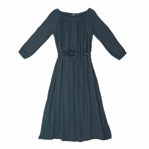 Numero 74 Nina Dress Long Mum Ice Blue