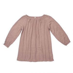 Numero 74 Nina Dress Short Mum Dusty Pink