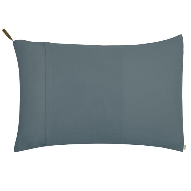 Numero 74 Pillow Case Standard Ice Blue