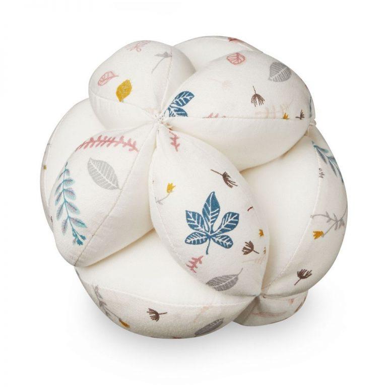 Cam Cam Copenhagen Baby Ball Pressed Leaves Rose