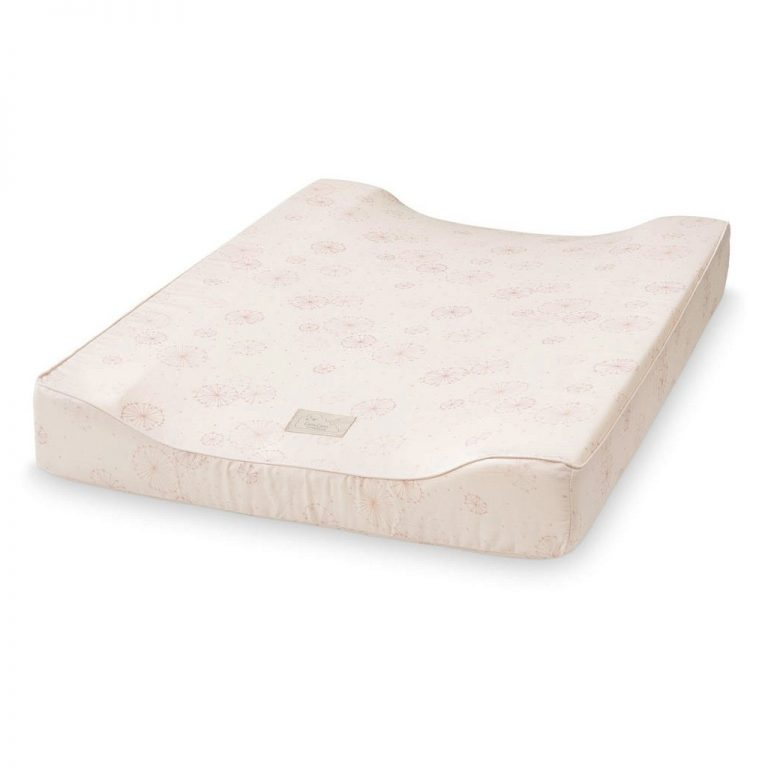 Cam Cam Copenhagen Changing Cushion With Cover Dandelion Rose