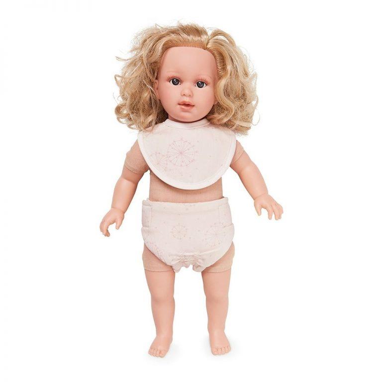 Cam Cam Copenhagen Doll's Bib & Nappy Dandelion Rose