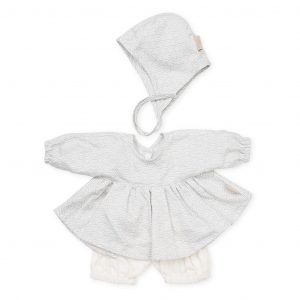Cam Cam Copenhagen Doll's Clothing Set Grey Wave