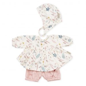 Cam Cam Copenhagen Doll's Clothing Set Pressed Leaves Rose