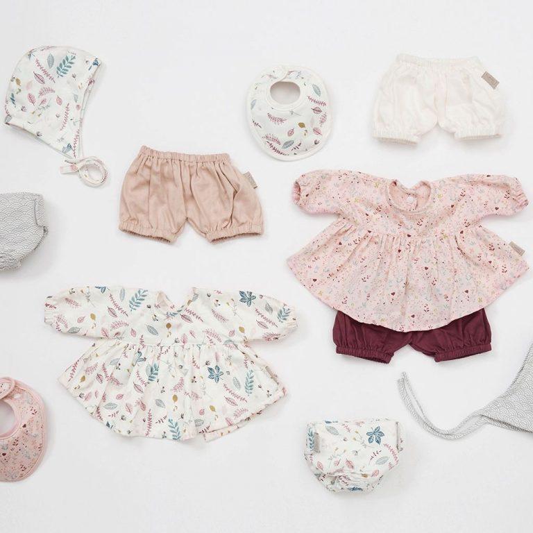 Cam Cam Copenhagen Doll's Clothing Set Fleur