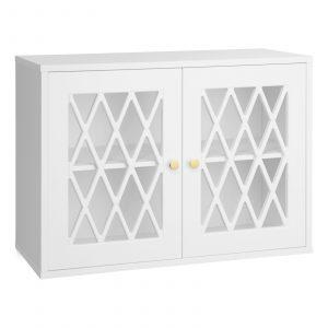 Cam Cam Copenhagen Harlequin Cabinet White