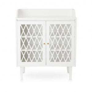 Cam Cam Copenhagen Harlequin Change Table White