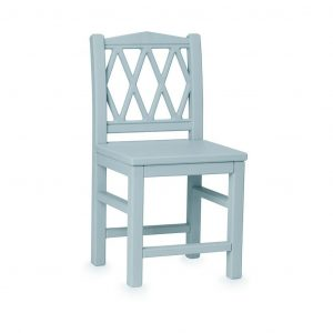 Cam Cam Copenhagen Harlequin Kids Chair Petroleum