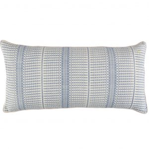 Camomile London Jaquard Triangle Cushion Cover