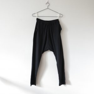 Kin Womens Cropped Lounge Legging Black