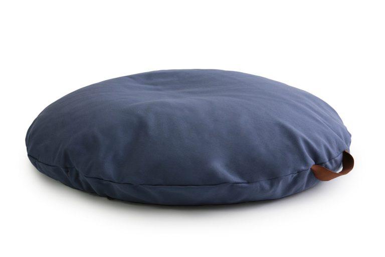 Nobodinoz Sahara Bean Bag Agean Blue