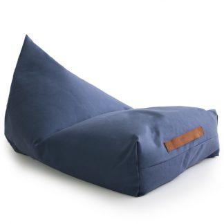 Nobodinoz Oasis Bean Bag Aegean Blue