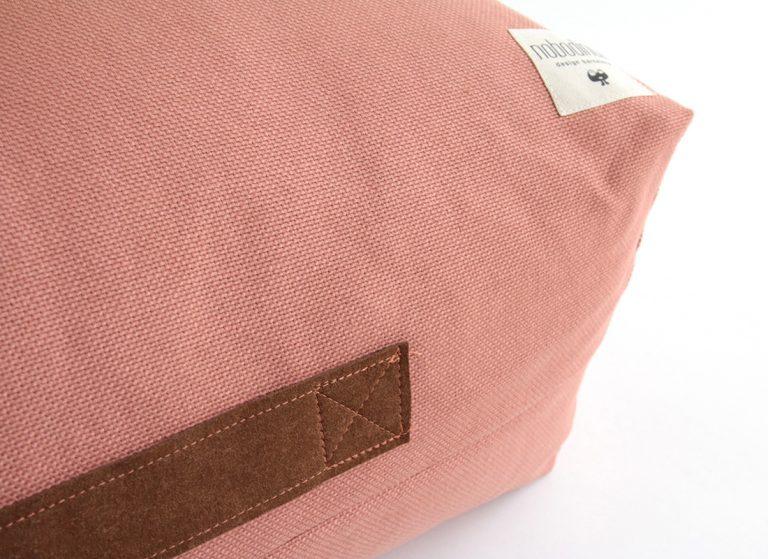 Nobodinoz Oasis Bean Bag Dolce Vita Pink