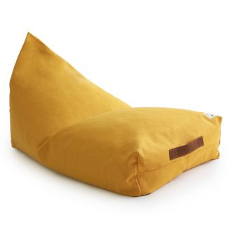 Nobodinoz Oasis Bean Bag Farniente Yellow