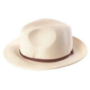 Travaux En Cours Borsalino Hat Powder Pink
