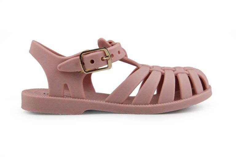 Minimrkt Jelly Sandal Rose 01