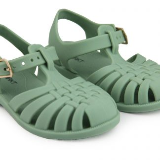 Minimrkt Jelly Sandal Sea Green