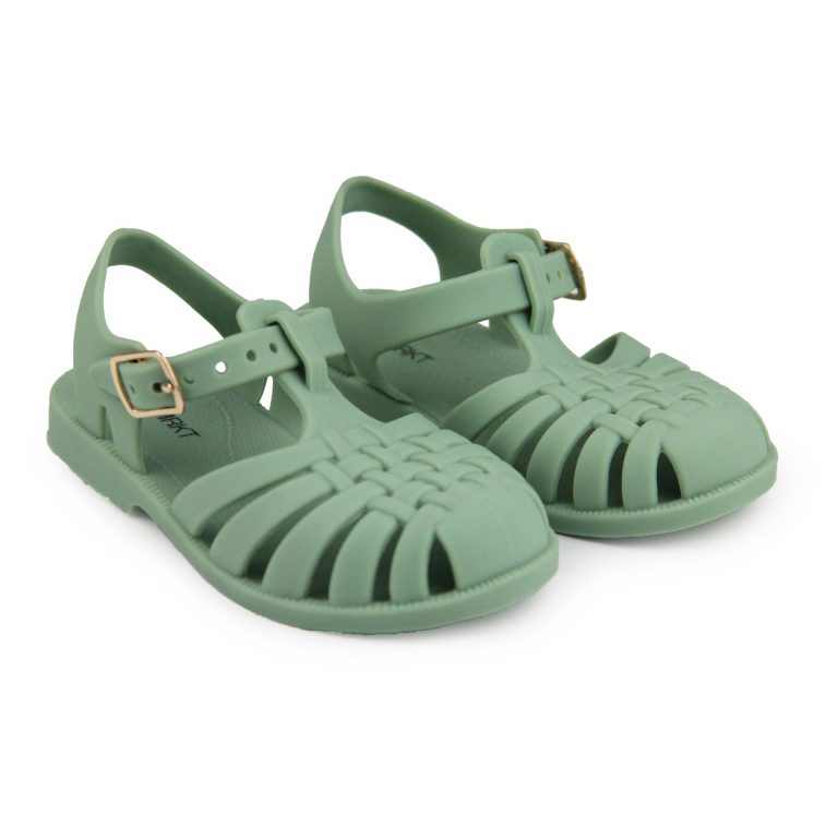 Minimrkt Jelly Sandal Sea Green