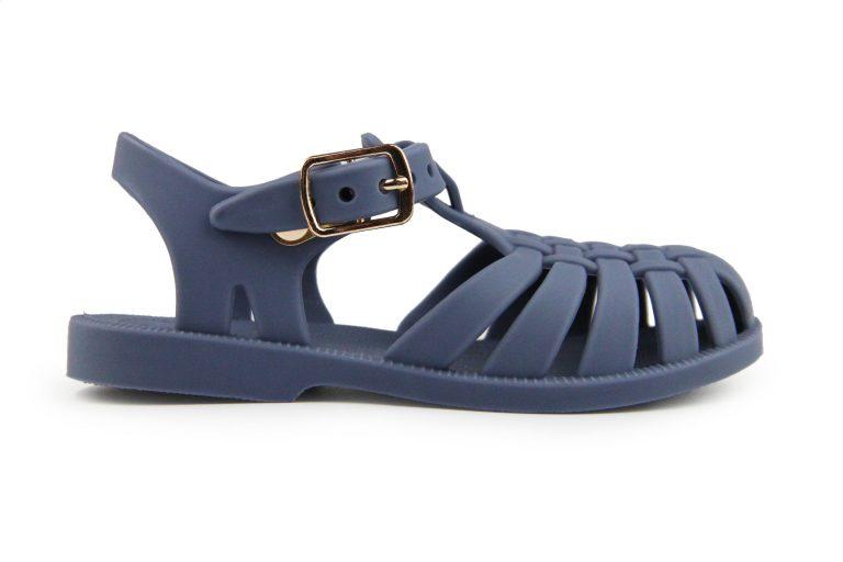 Minimrkt Jelly Sandal Sky Blue 01