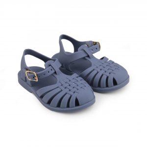 Minimrkt Jelly Sandal Sky Blue