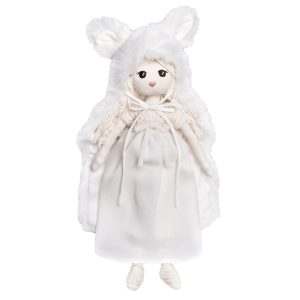 Numero 74 Stella Moon Girl Doll White