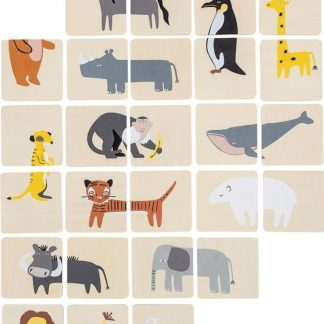 Bloomingville Memory Game Animals