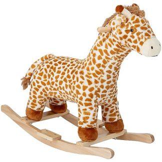 Bloomingville Rocking Giraffe Ride On