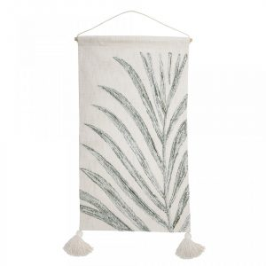 Bloomingville Wall Hanging Decor Leaves
