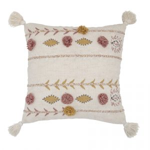 Bloomingville Cotton Cushion Nature