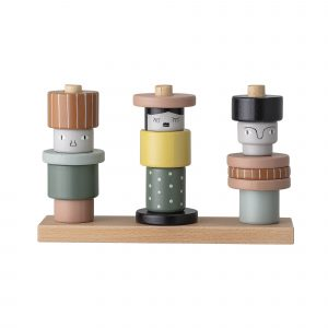 Bloomingville Wooden Stacking Toy