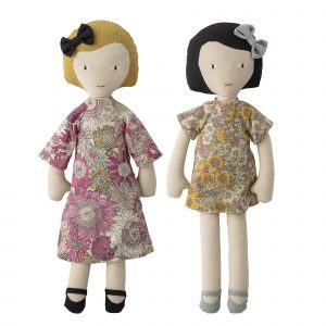 Bloomingville Soft Dolls Set of 2