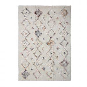 Bloomingville Berber Cotton Rug Natural