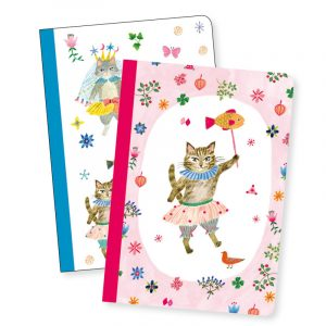 Djeco Aiko Little Notebooks Set of 2