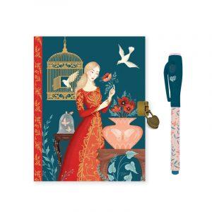 Djeco Secret Lisa Diary with Magic Pen