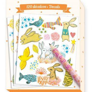 Djeco Elodie Decals Box