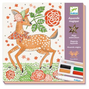 Djeco Dandy of the Woods Watercolours Kit