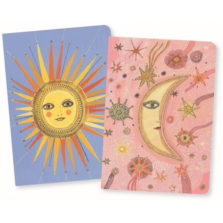 Djeco Aurelia Little Notebooks Set of 2
