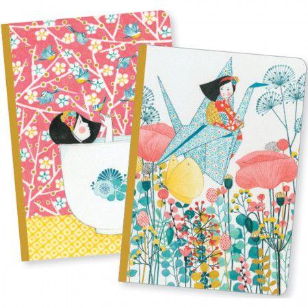 Djeco Misa Little Notebooks Set of 2