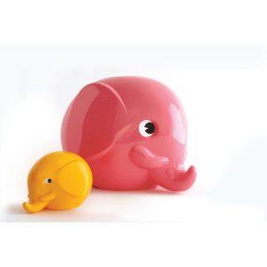 Norsu Maxi Elephant Money Box Pink