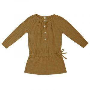 Numero 74 Naia Dress Gold