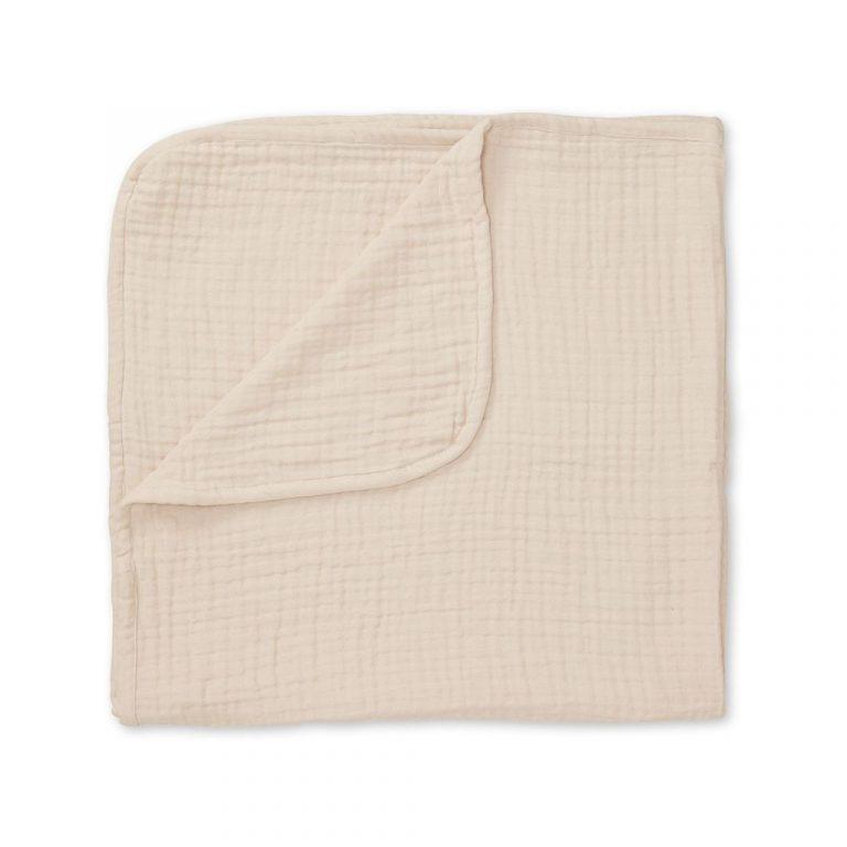 Cam Cam Copenhagen Organic Blanket Muslin 4 Layer Nude