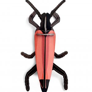 Studio Roof Wall Decoration Puzzle Longhorn Beetle