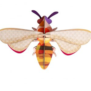 Studio Roof Wall Decoration Puzzle Honey Bee