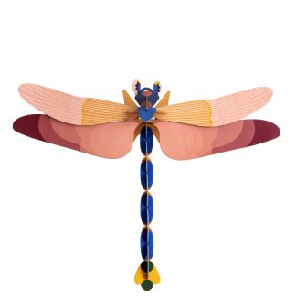 Studio Roof Wall Decoration Puzzle Giant Dragonfly