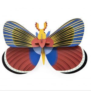 Studio Roof Wall Decoration Puzzle Giant Butterfly