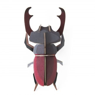 Studio Roof Wall Decoration Puzzle Stag Beetle