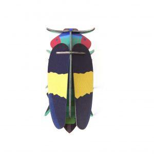 Studio Roof Wall Decoration Puzzle Jewel Beetle