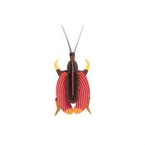 Studio Roof Wall Decoration Puzzle Violin Beetle