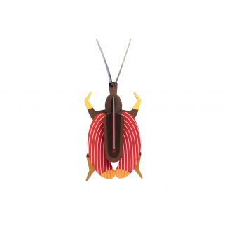 Studio Roof Wall Decoration Puzzle Violin Beetle