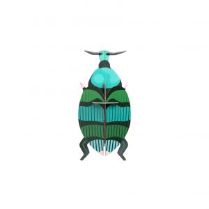 Studio Roof Wall Decoration Puzzle Weevil Beetle